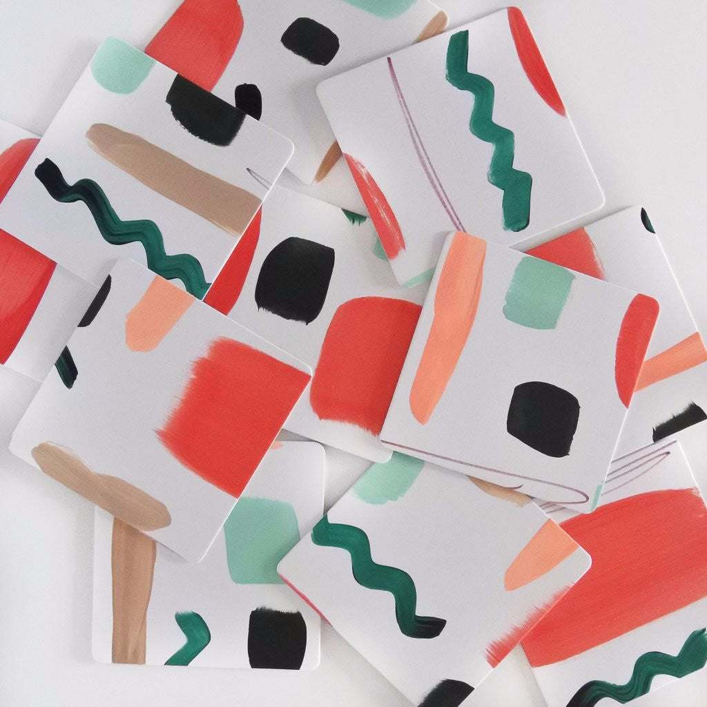 Shape Coasters