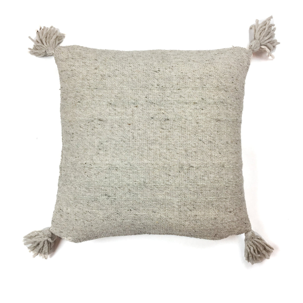 Puro Wool Pillow - Grey