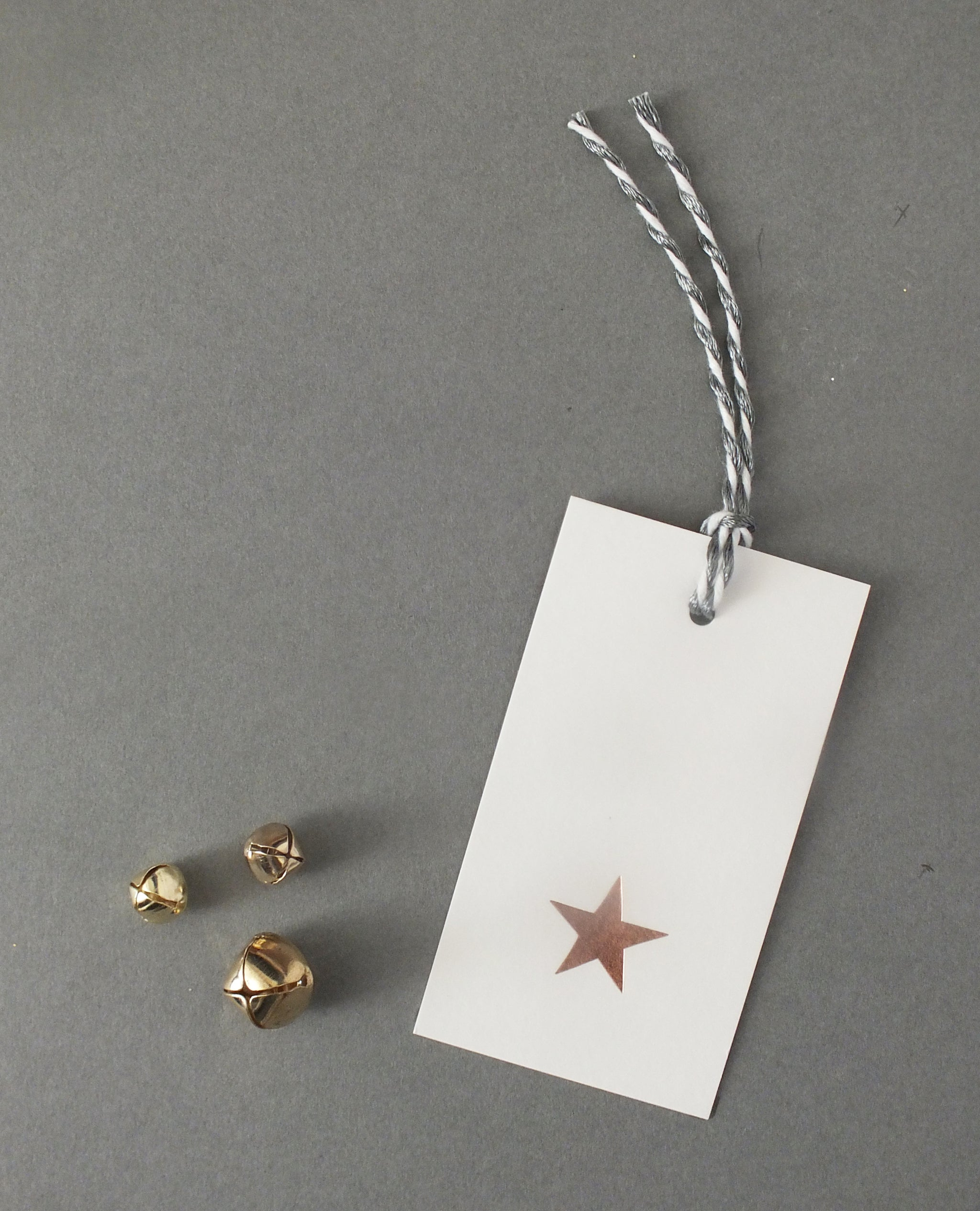 Set of Six Star Gift Tags