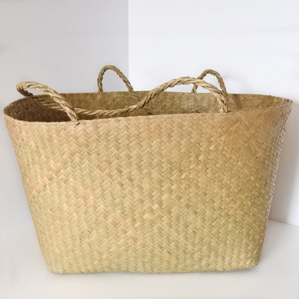 Xinh Weekender Tote in Natural