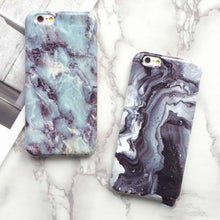 Granite Marble Silicone iPhone Case * 6 * 6S * 6 Plus * 6S Plus * 7 * 7 Plus *