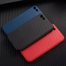 Elegant Carbon Fiber Texture Soft iPhone Case * 5 * 5S * SE * 6 * 6S * 6 Plus * 6S Plus * 7 * 7 Plus *