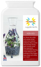 H2O-GO | Vitamins, Health Supplements