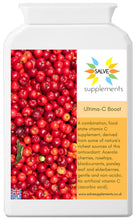 Ultima-C Boost | High Strength Vitamin C Supplement