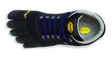 Vibram Fivefingers - Trek Ascent Insulated Womens Black Purple - Barefoot Junkie