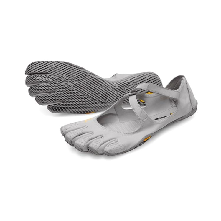 V-Soul Womens Silver Light Grey - Primal Lifestyle - Vibram Fivefingers