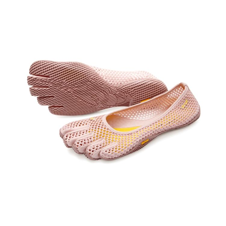 Vibram Fivefingers - Vibram Fivefingers VI-B Womens Pale Mauve - Primal Lifestyle Barefoot