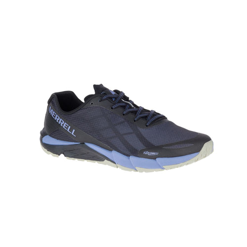 Merrell - Merrell Womens Bare Access Flex Black Lilac - Primal Lifestyle Barefoot