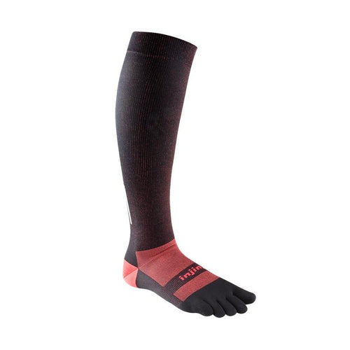 Injinji Ultra Compression Toe Socks Black - Primal Lifestyle - Injinji Toe Socks