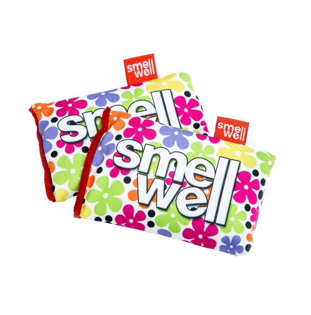 Smell Well - SmellWell Odour Eliminator Insert Pouches - Floral - Primal Lifestyle Barefoot