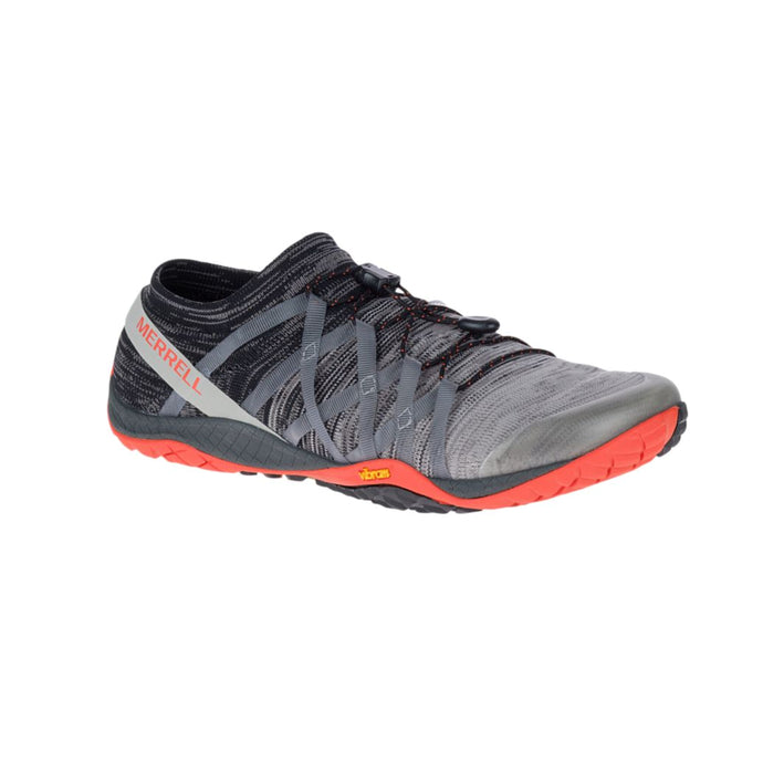 c4267cd087ae Merrell - Merrell Mens Trail Glove 4 Knit Charcoal - Primal Lifestyle  Barefoot