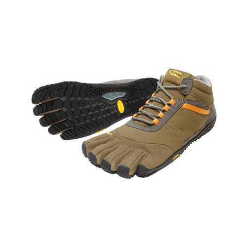 Vibram Fivefingers - Trek Ascent Insulated Mens Khaki - Barefoot Junkie
