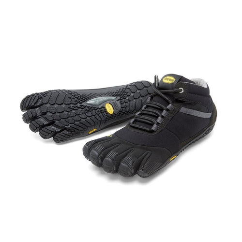 Trek Ascent Insulated Mens Black - Primal Lifestyle - Vibram Fivefingers