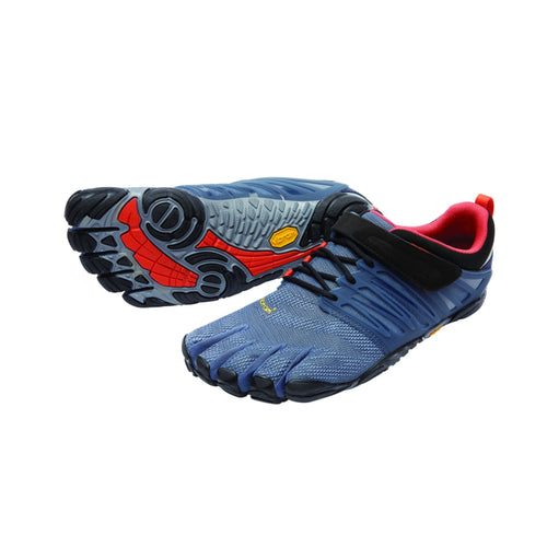 V-Train Mens Indigo Black Blue - Primal Lifestyle - Vibram Fivefingers