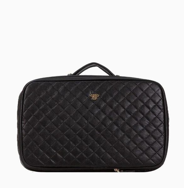Amour Quilted Travel Case