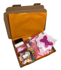 Children's sewing gift box