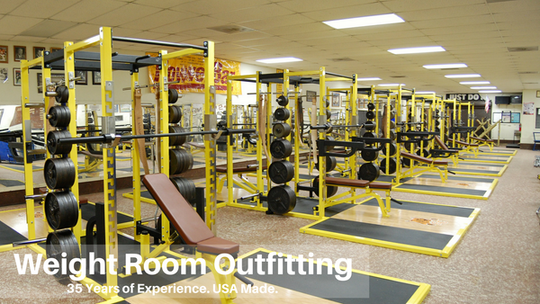 Complete gym outfitting u2013 traditional or functional u2013 the fitness armory