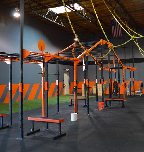 The fitness armory norcal and san diego equipment for crossfit
