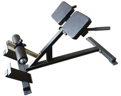 Commercial 45 degree back extension w/ mounting feet