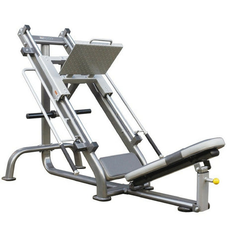45 Degree Linear Bearing Leg Press - Plate Loaded - 8020