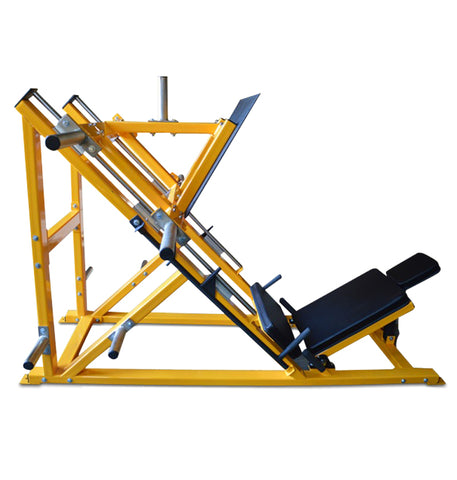 45 Degree Linear Bearing Leg Press - Plate Loaded - USA