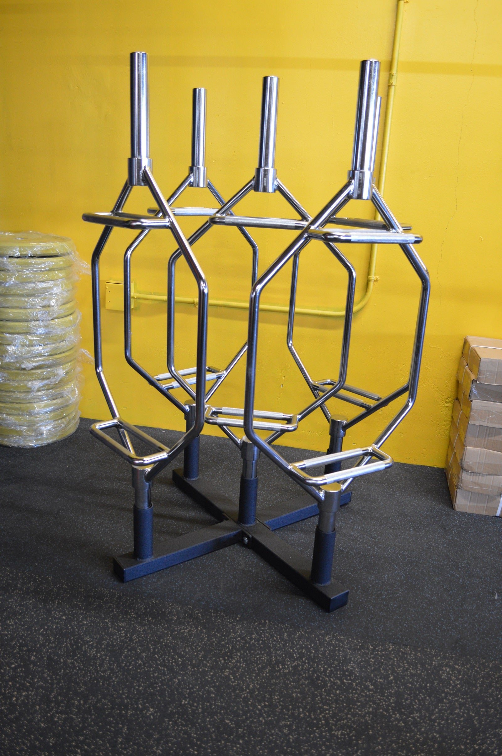 5 Hex Bar Holder - USA Made