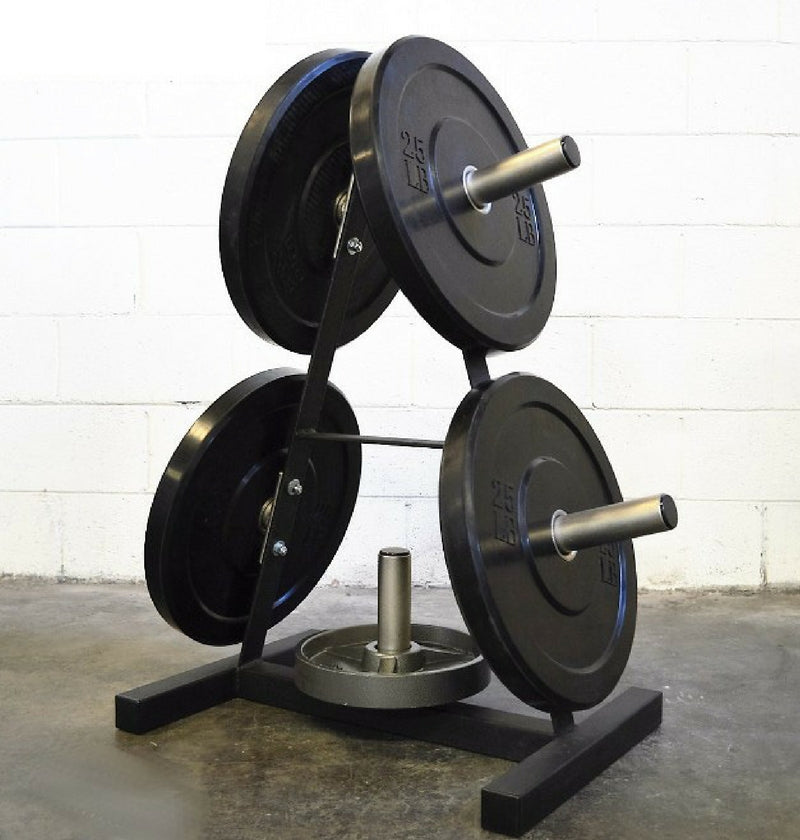 A Frame Bumper Plate Rack USA Commercial