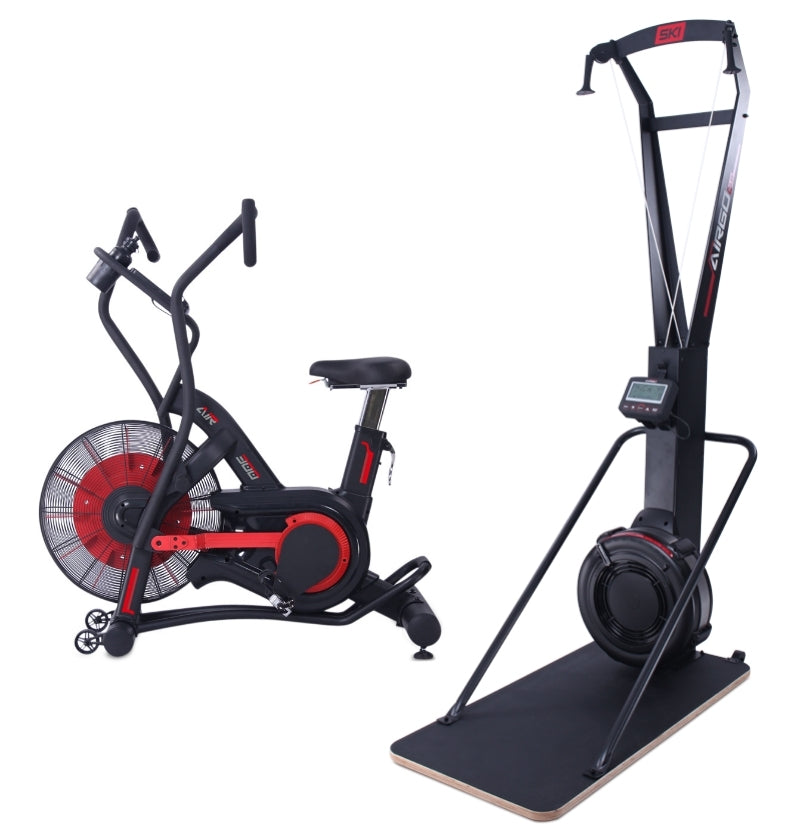 AirGo Bike + Ski Trainer/Base Combo (IN STOCK)