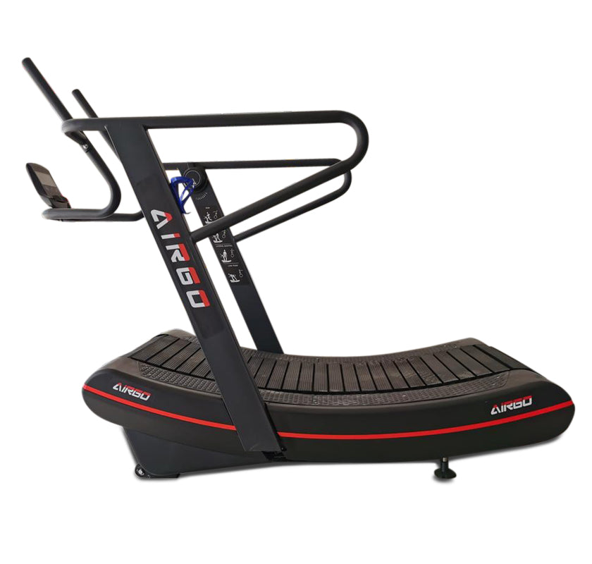 AirGo Curve Treadmill Elite 2.0 (*SHIPPING INCLUDED) (6-8 Weeks)