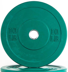Colored Bumper Plates (Pairs)