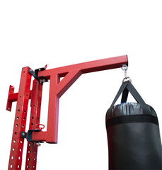 Foldable Wall Mounted Heavy Bag Rack