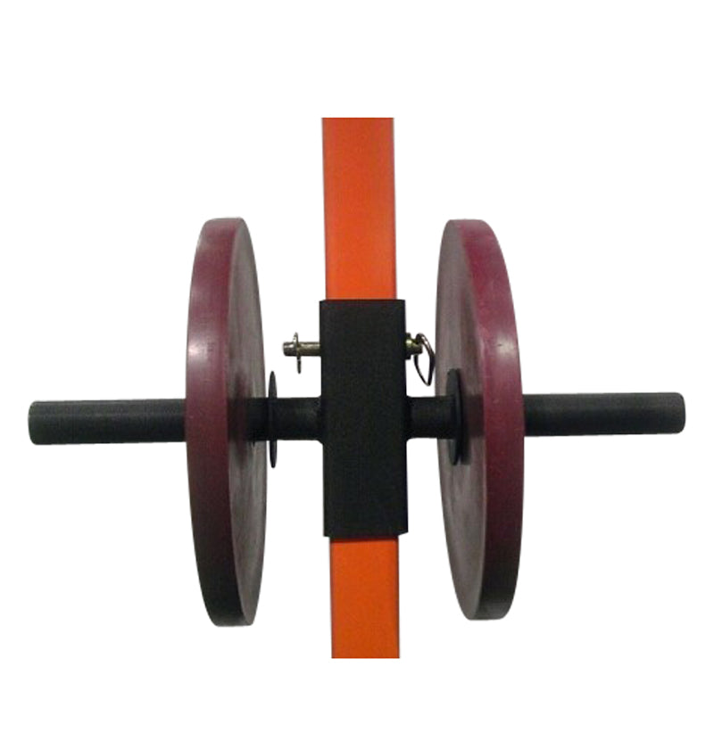 Double Plate Holder Attachment  sc 1 st  The Fitness Armory & Double Plate Holder Attachment u2013 The Fitness Armory
