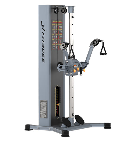 PL 7365 Dual Cable Cross Machine (Single Stack)