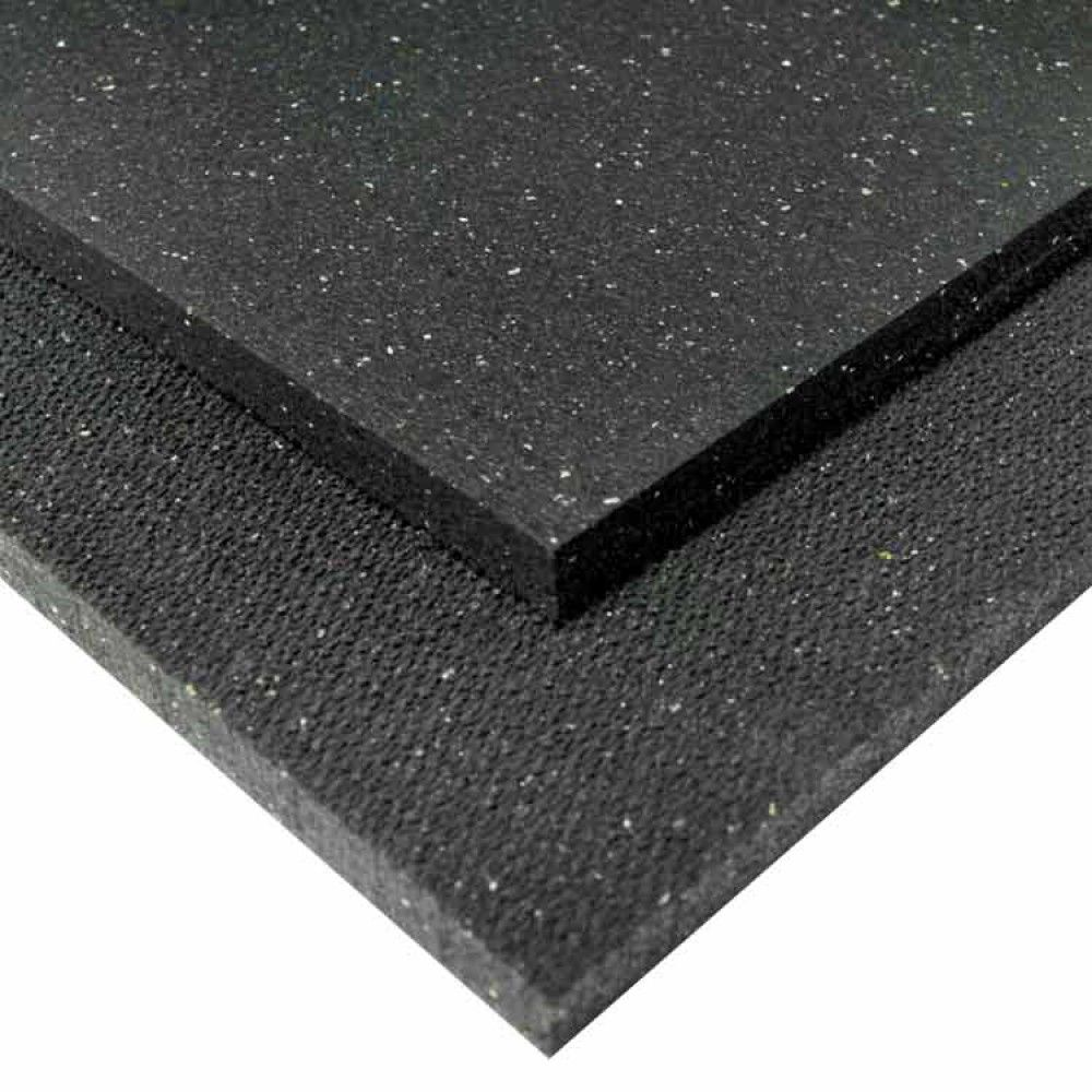 "Rubber Flooring Mat 4X6' 3/4"" SUPER DOORBUSTER (REVOLVING STOCK)"