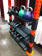 "72"" Kettlebell Tray Attachment"