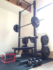 OP-3 Deluxe Half Rack w/ Pull Up Bar