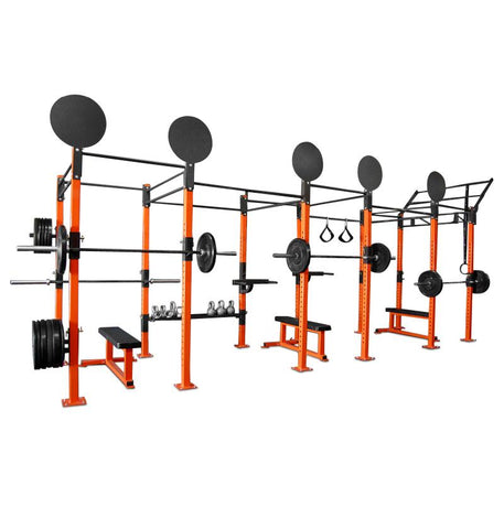 ETE Fortress Rigs (Freestanding Rig)