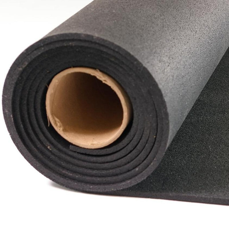 Rolled Rubber Flloring
