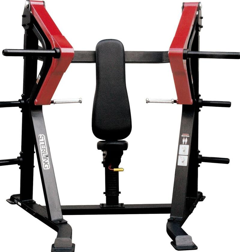 7001 Chest Press The Fitness Armory