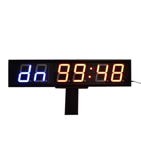 Timer Clock 6 Digits