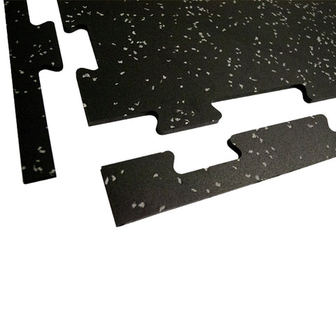 Rubber Flooring 2x2 Interlocking Tiles (FREMONT ONLY) (IN STOCK)