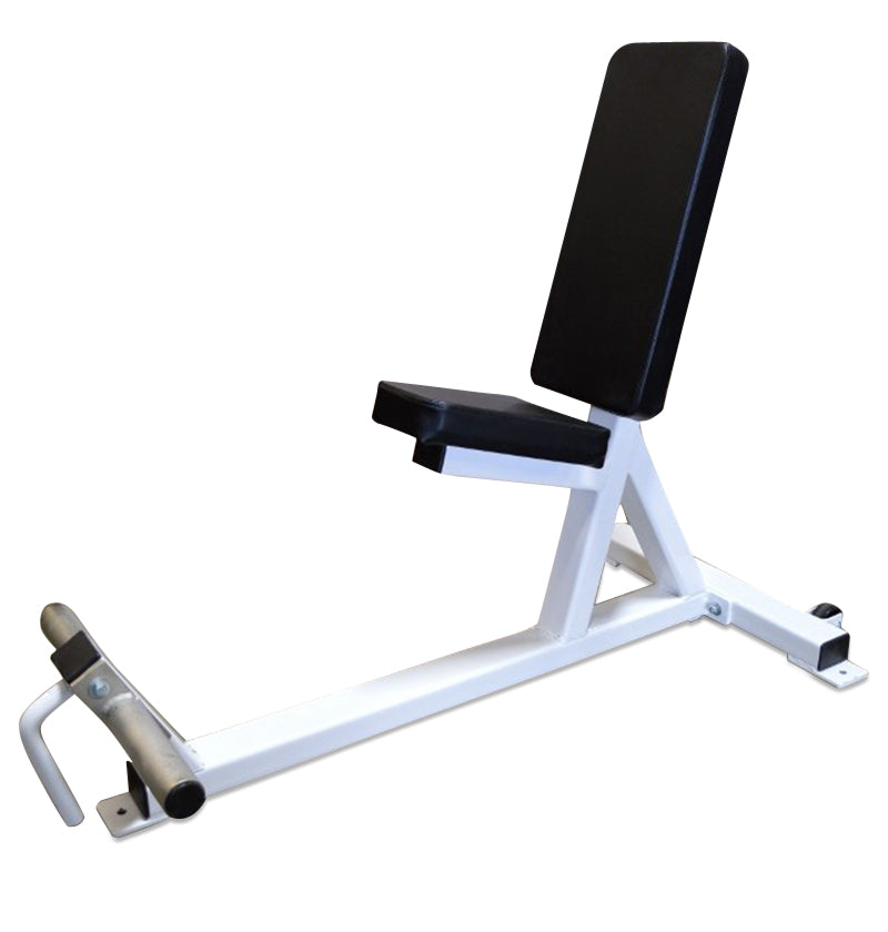 Commercial Tricep Seat Bench w/ Foot Rest