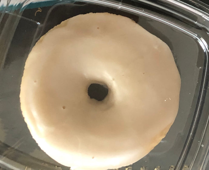 Vanilla Cake Donut (Individually Packaged)