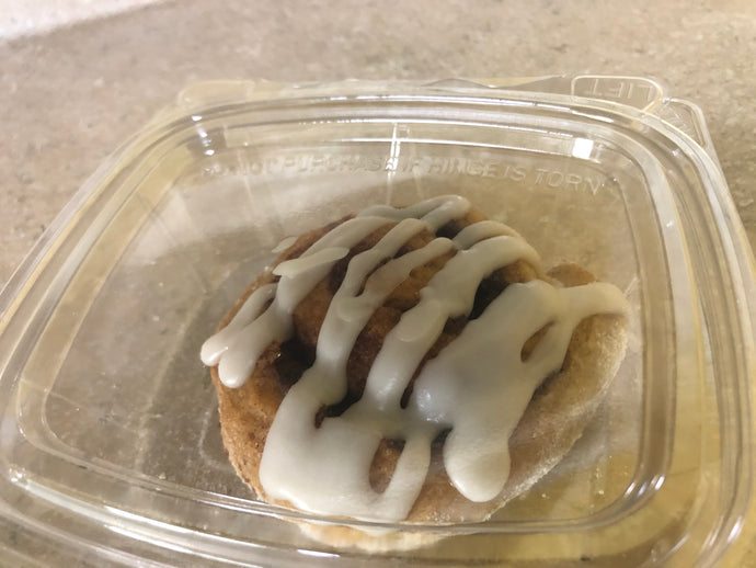 Cinnamon Rolls (Individually Packaged)