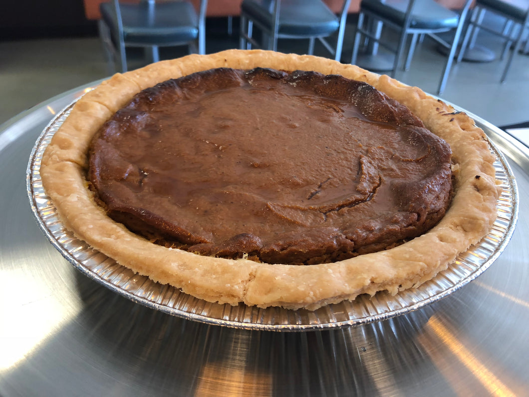 Pumpkin Pie - 9 inch (Thanksgiving menu - pick up in store Nov 26 or 27)