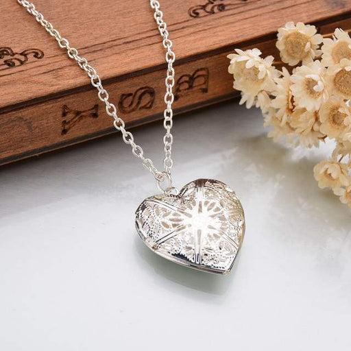 Heart Necklace - [pshop_name]