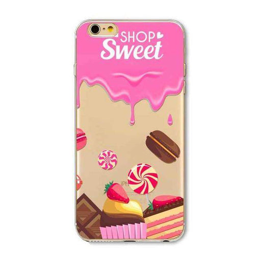 IPhone Case Sweets - [pshop_name]