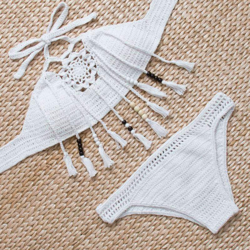 High Neck Bikini - Shyobe
