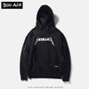 Boo Ace METALLICA Top Quality Men Streetwear Rocking Pullovers Sweatshirt Rock Hoodie Clothes Tracksuit Hoodies