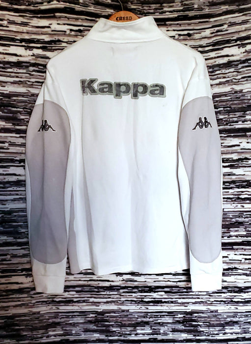 KAPPA Full Zip Sweater Size Medium